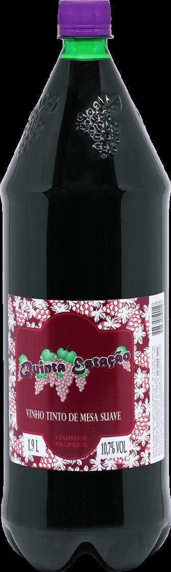 Foto do vinho Vinho de Mesa Tinto Suave