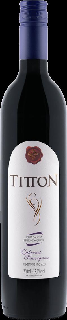 Foto do vinho Vinho Fino Tinto Seco Cabernet Sauvignon