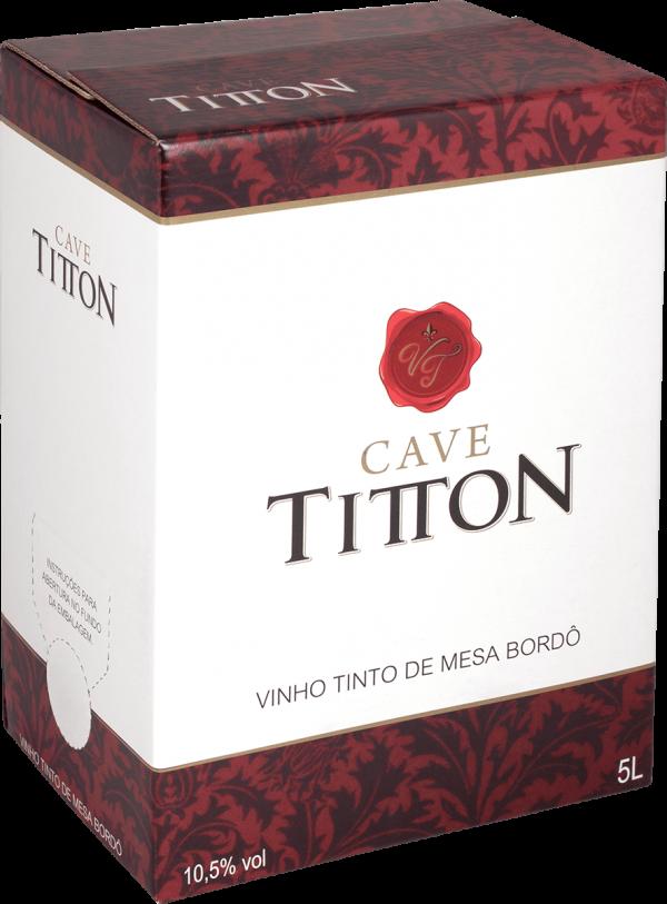 Foto do vinho Vinho de Mesa Bordô Seco