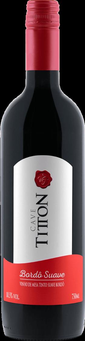 Foto do vinho Vinho de Mesa Bordô Suave