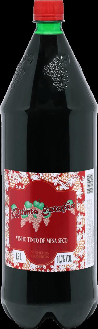 Foto do vinho Vinho de Mesa Tinto Seco