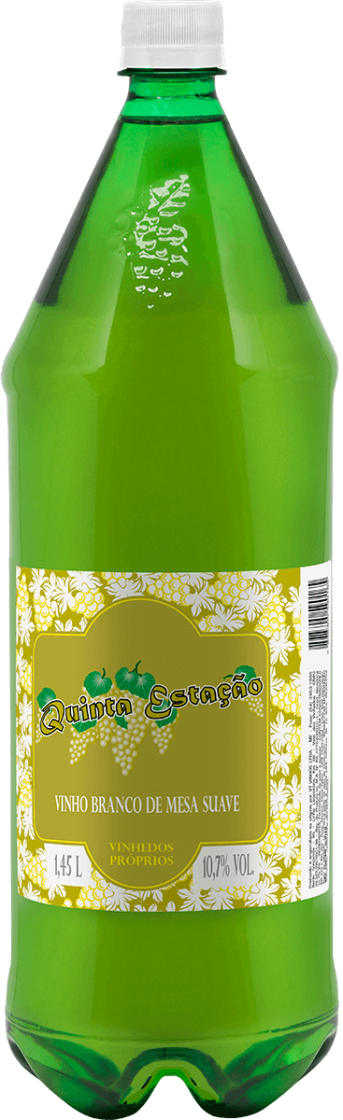 Foto do vinho Vinho de Mesa Branco Suave